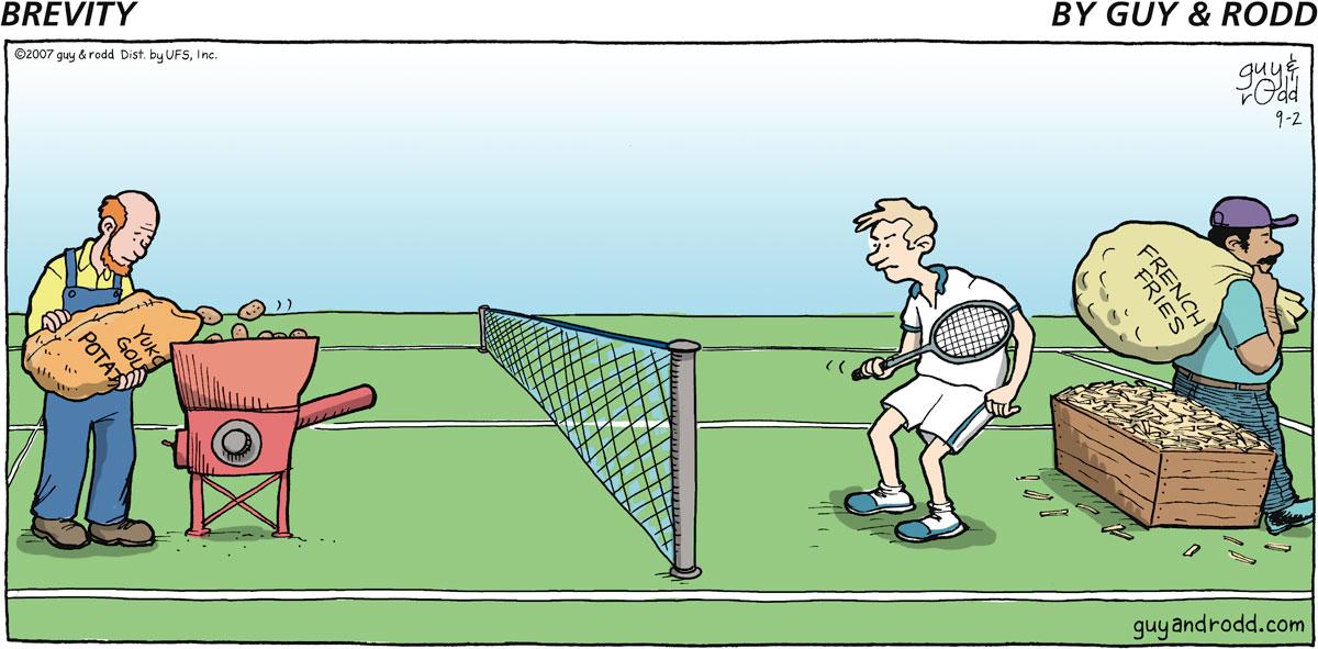 Brevity Comic Strip for September 02, 2007