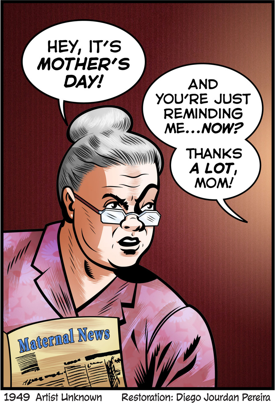 Last Kiss Comic Strip for May 09, 2021