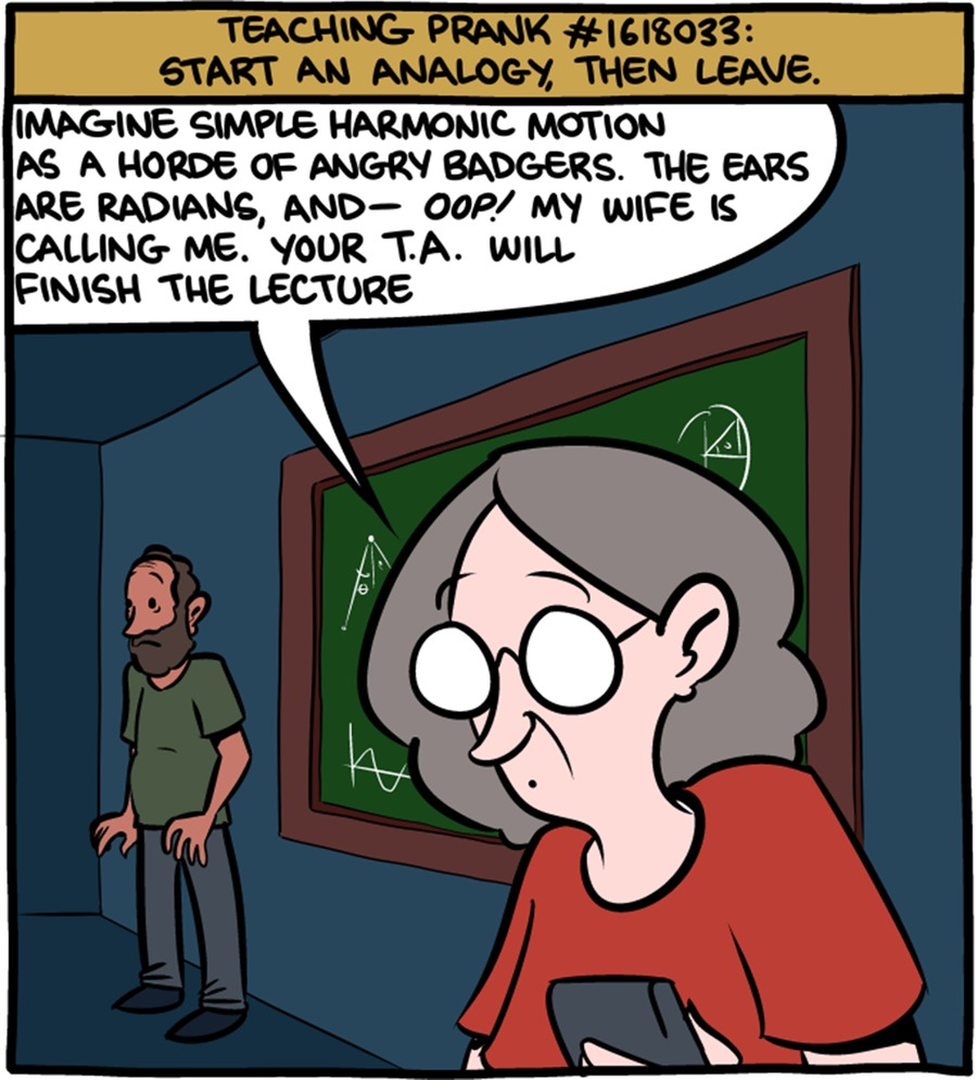Saturday Morning Breakfast Cereal Comic Strip for October 18, 2015