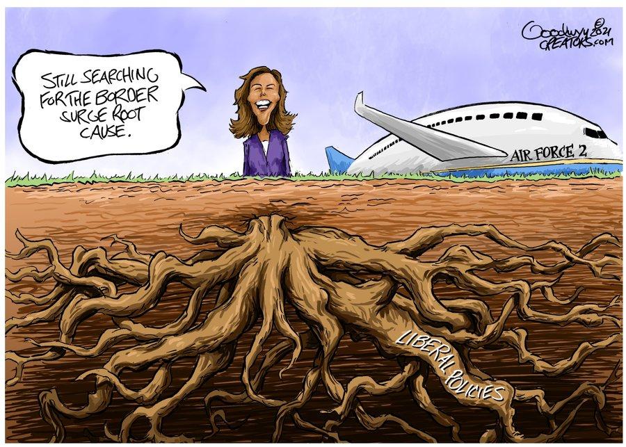 Al Goodwyn Editorial Cartoons Comic Strip for June 11, 2021