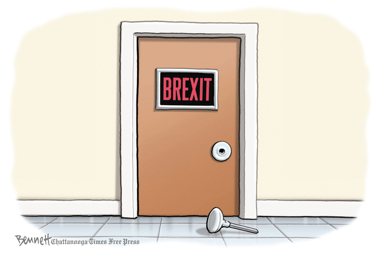 Clay Bennett by Clay Bennett for January 16, 2019