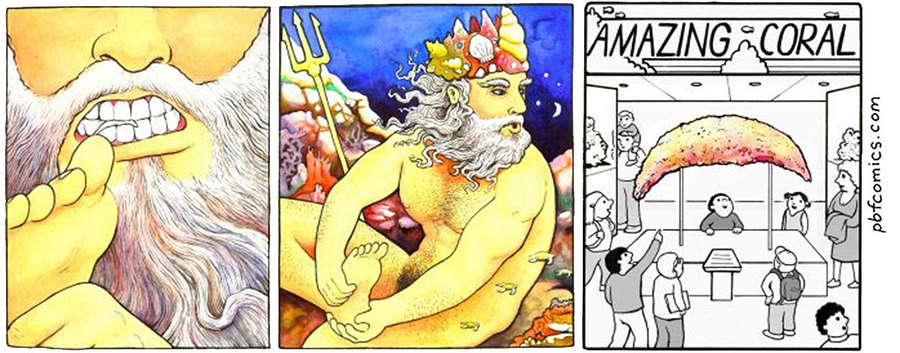 Perry Bible Fellowship Comic Strip for May 13, 2019