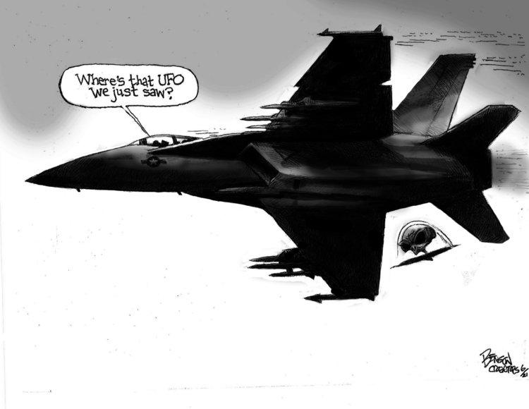 Steve Benson Comic Strip for June 09, 2021