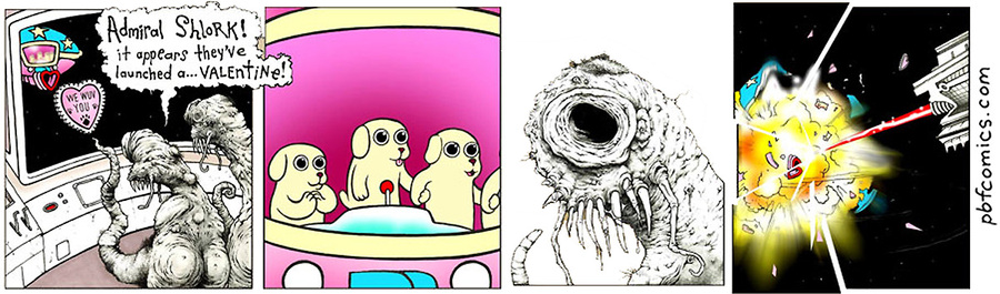 Perry Bible Fellowship by Nicholas Gurewitch on Fri, 15 Jan 2021