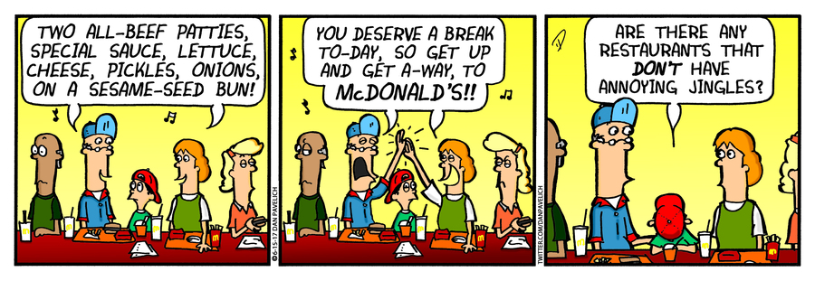 Just Say Uncle Comic Strip for July 13, 2018