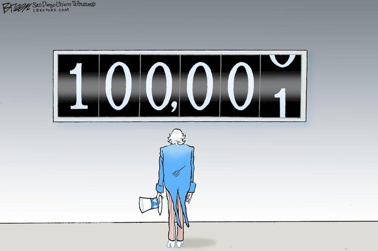 Steve Breen Comic Strip for May 28, 2020