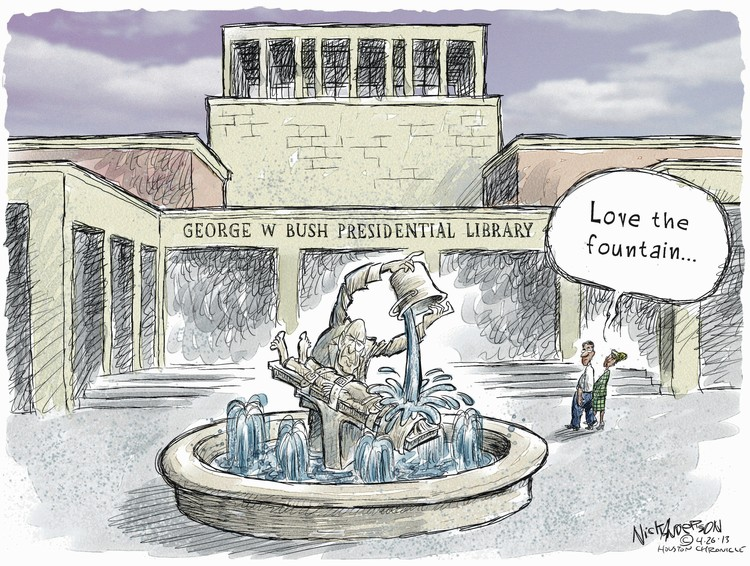 Nick Anderson Comic Strip for April 26, 2013
