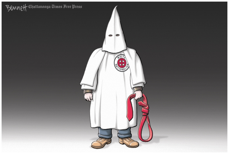 Clay Bennett by Clay Bennett for March 20, 2019