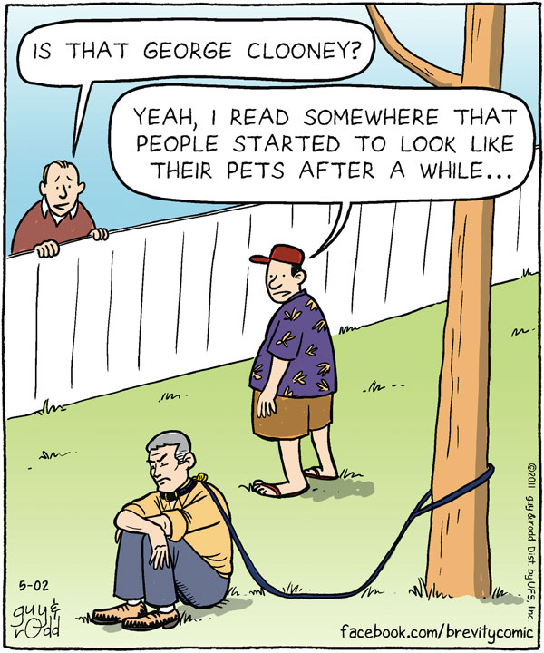 Brevity Comic Strip for May 02, 2011