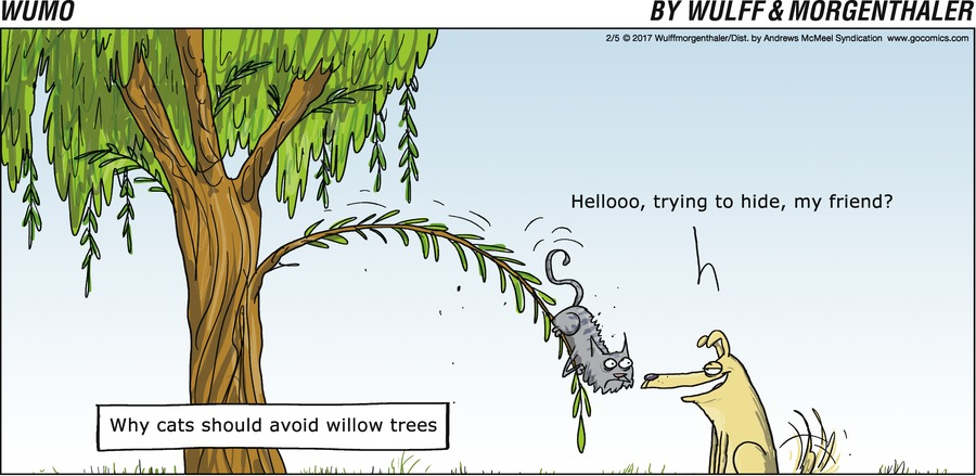 WuMo Comic Strip for February 05, 2017