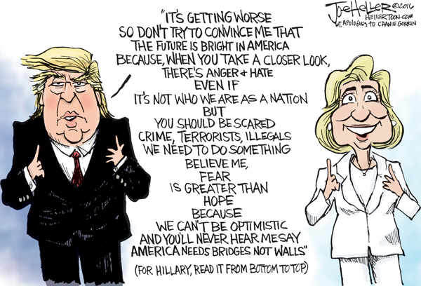 Joe Heller Comic Strip for July 29, 2016