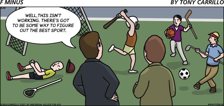 F Minus for Aug 26, 2012 Comic Strip