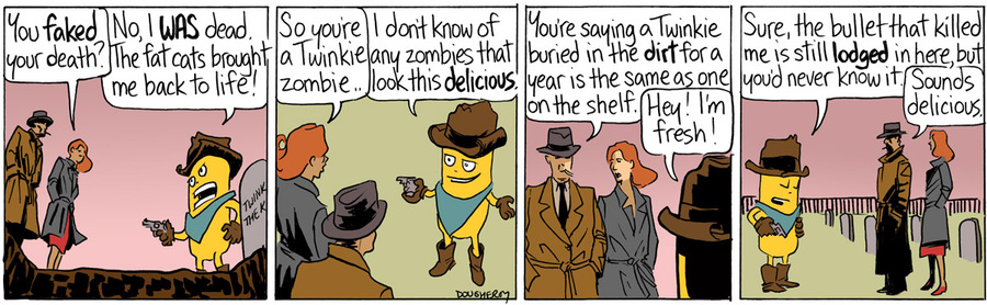Beardo for Jul 25, 2013 Comic Strip