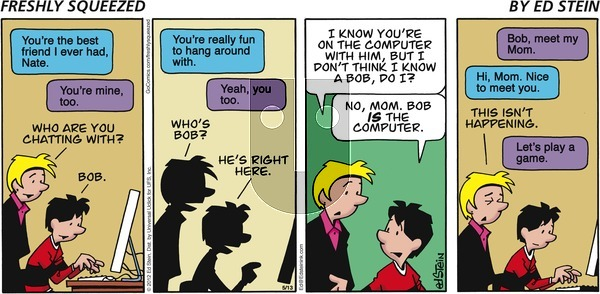 Freshly Squeezed - Sunday May 26, 2019 Comic Strip