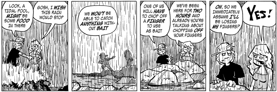 Ordinary Bill Comic Strip for May 27, 2019