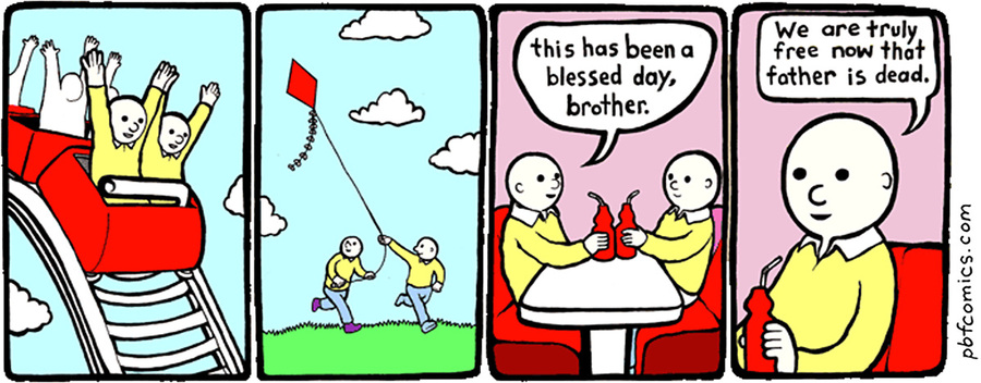Perry Bible Fellowship by Nicholas Gurewitch on Thu, 14 Jan 2021