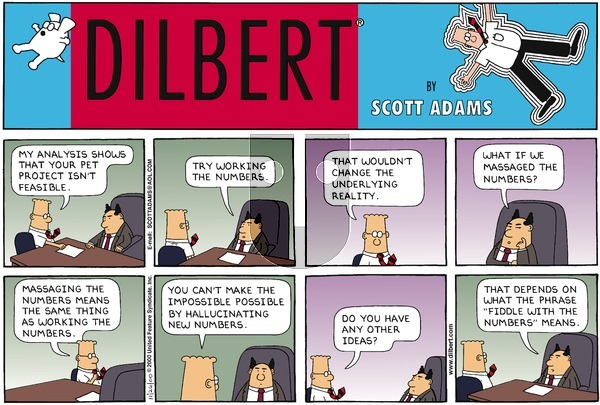 Dilbert - Sunday November 26, 2000 Comic Strip
