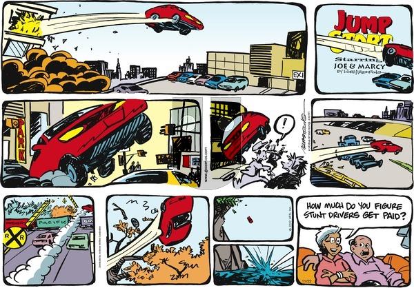 JumpStart - Sunday November 22, 2020 Comic Strip