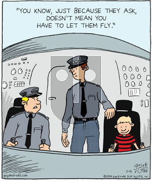Brevity on Thursday March 16, 2006 Comic Strip