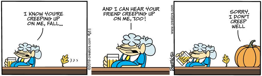 Diamond Lil Comic Strip for September 11, 2019