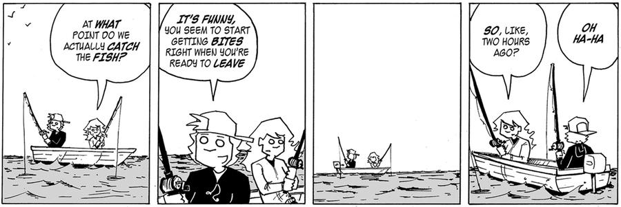 Ordinary Bill Comic Strip for April 12, 2019