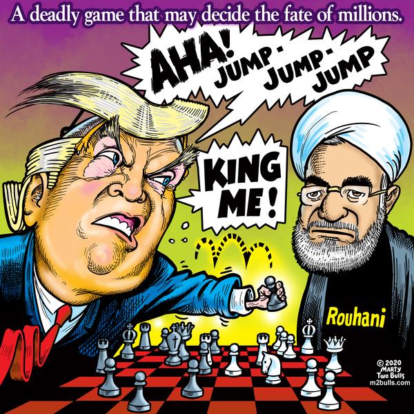 M2Bulls Comic Strip for January 15, 2020