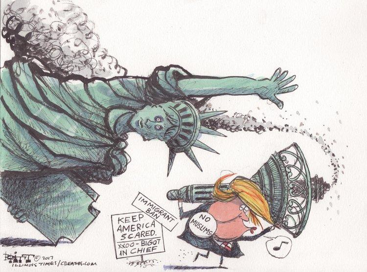 Chris Britt Comic Strip for January 28, 2017
