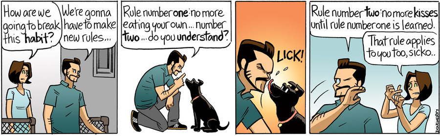 Beardo for Feb 28, 2014 Comic Strip