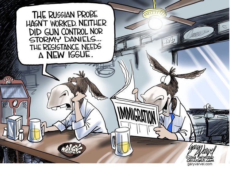 Gary Varvel Comic Strip for June 22, 2018