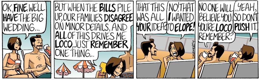 Beardo Comic Strip for February 04, 2012