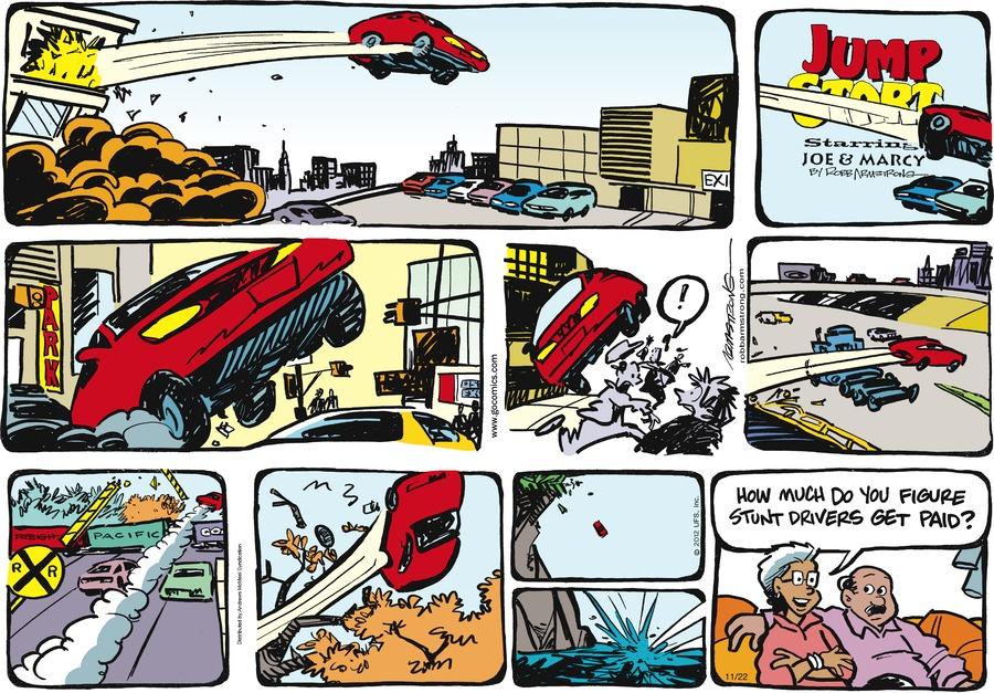 JumpStart Comic Strip for November 22, 2020