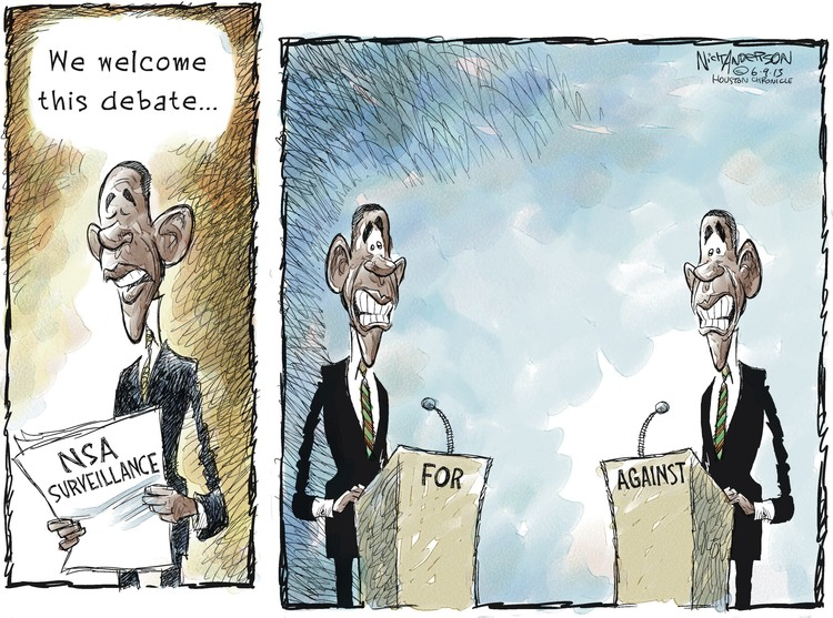Nick Anderson Comic Strip for June 08, 2013