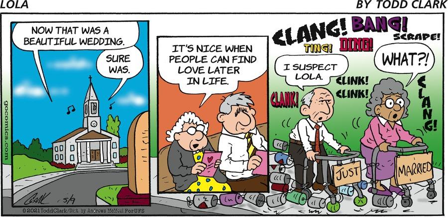 Lola by Todd Clark on Sun, 09 May 2021