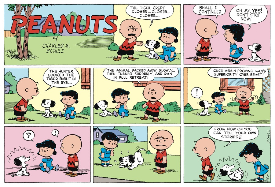 Peanuts Begins Comic Strip for September 19, 2020
