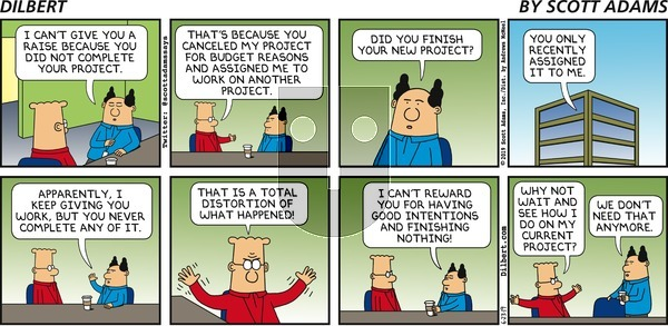Dilbert - Sunday June 23, 2019 Comic Strip