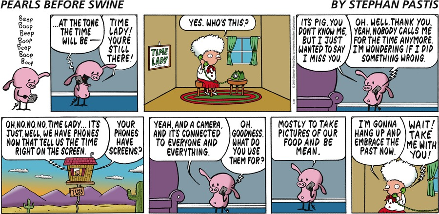 Pearls Before Swine Comic Strip for August 04, 2019