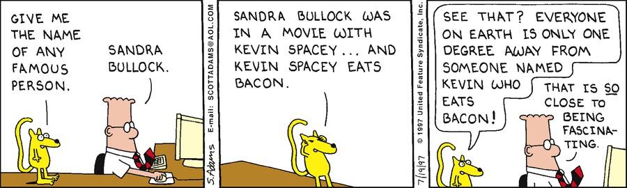 Dilbert Classics Comic Strip for June 20, 2021