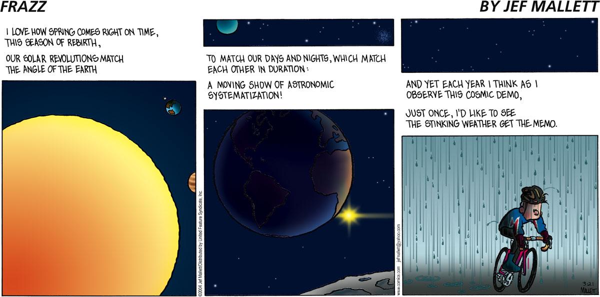 Frazz for Mar 21, 2004 Comic Strip