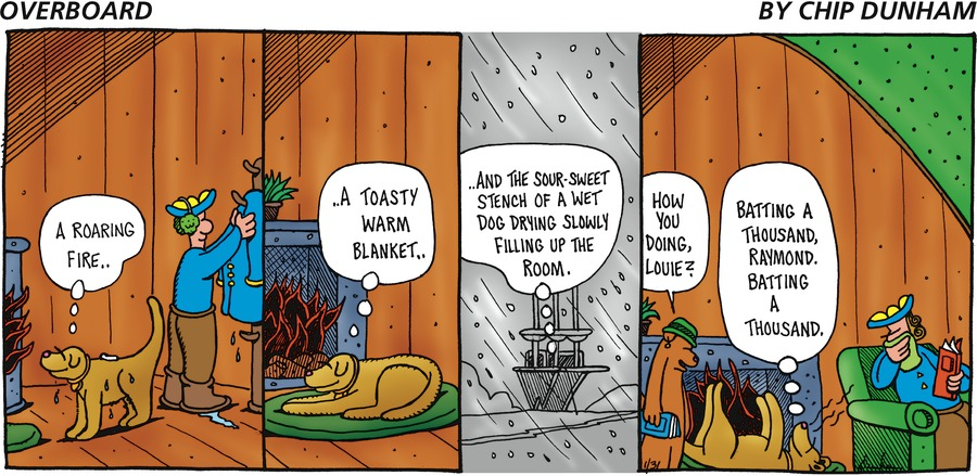 Overboard for Jan 31, 2010 Comic Strip
