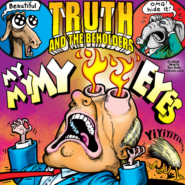 M2Bulls Comic Strip for November 25, 2019