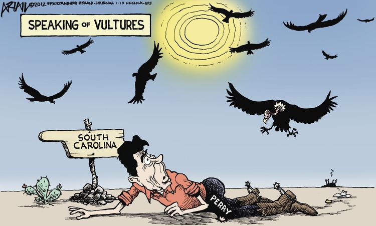 Speaking of Vultures