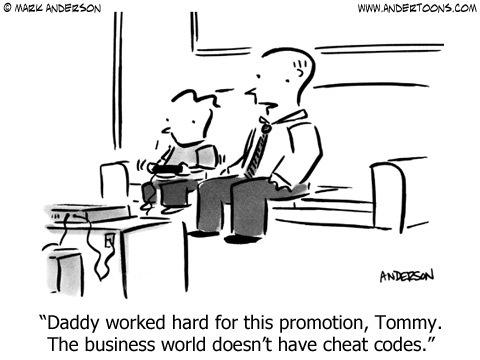 Andertoons Comic Strip for August 06, 2013