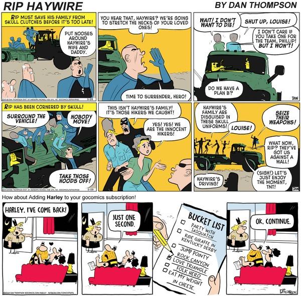 Rip Haywire