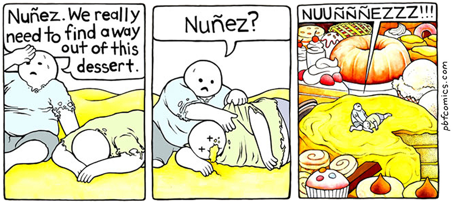 Perry Bible Fellowship Comic Strip for August 10, 2021