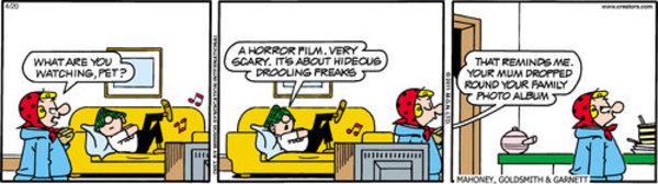 Andy Capp Comic Strip for April 20, 2011