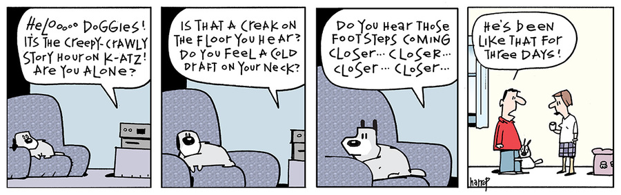 Ten Cats for May 8, 2014 Comic Strip