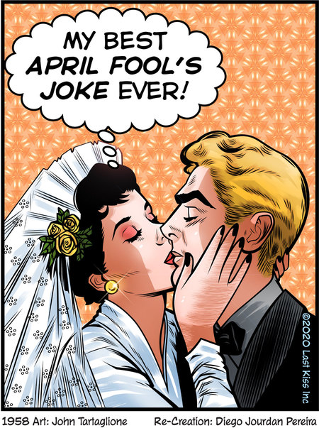 Last Kiss by John Lustig on Wed, 01 Apr 2020