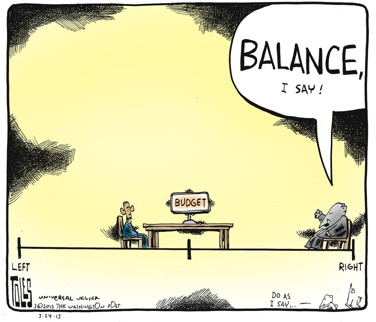 Tom Toles for Mar 24, 2013 Comic Strip