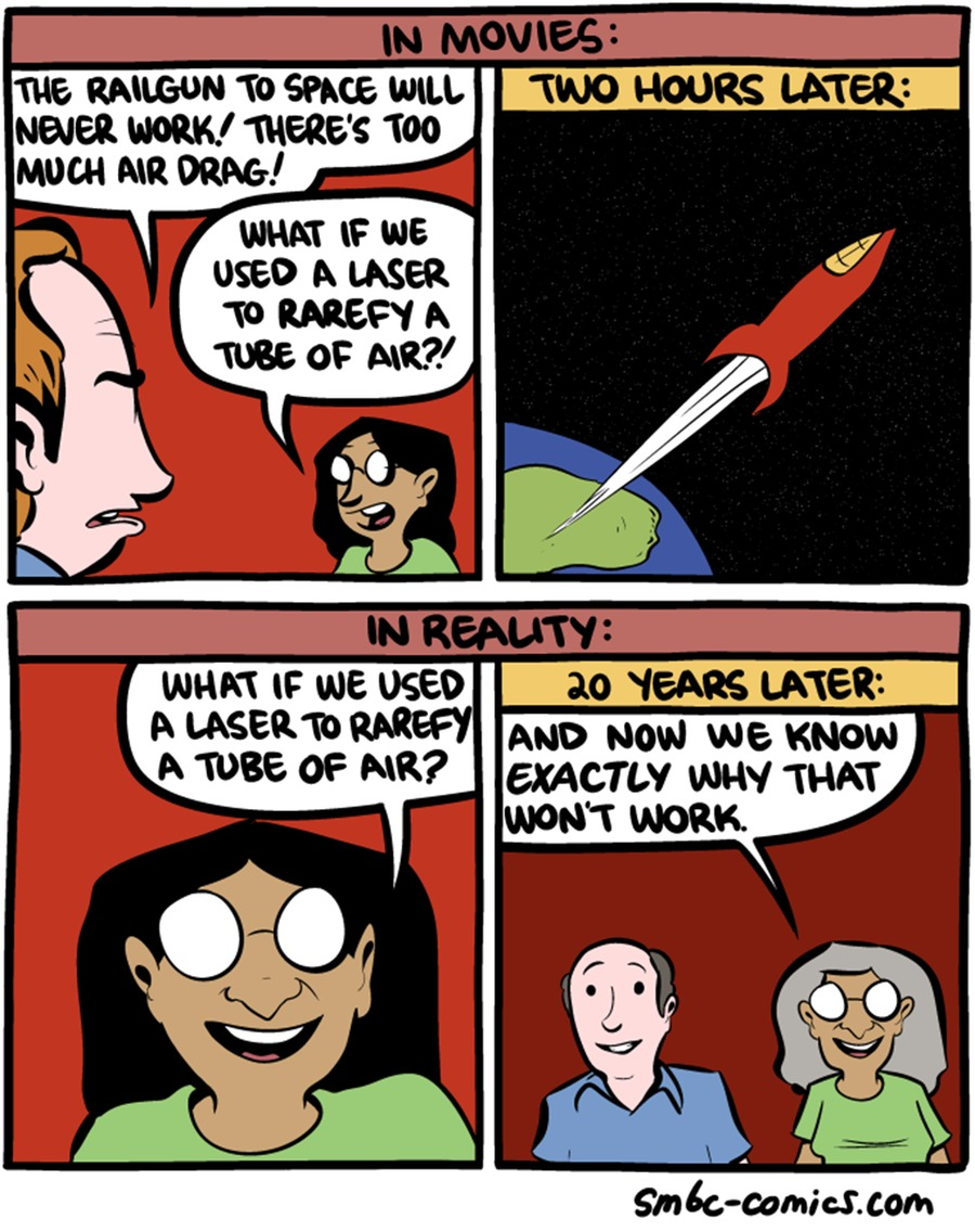 Saturday Morning Breakfast Cereal Comic Strip for June 12, 2016