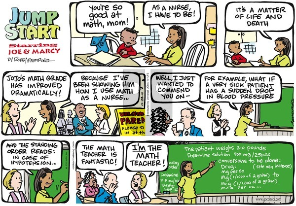 JumpStart - Sunday October 28, 2012 Comic Strip